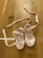 Kids' Satin Ballet Dance Shoes (053123260)