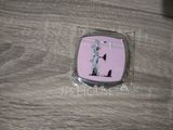 Bridesmaid Gifts - Personalized Special Eye-catching Stainless Steel Compact Mirror (256200573)
