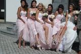 A-Line/Princess Sweetheart Floor-Length Tulle Prom Dresses With Bow(s) (018112719)