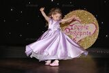 Ball-Gown/Princess Floor-length Flower Girl Dress - Satin Sleeveless Scoop Neck With Bow(s) (269253056)