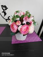 "Simple/Classic ""Beautiful Flower"" Silk Flower Artificial Flowers (131196941)"