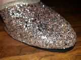 Women's Leatherette Sparkling Glitter Heels Ballroom Dance Shoes (274177588)