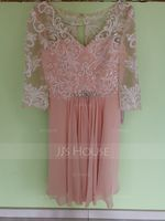 Chiffon Wedding Dress (002235600)
