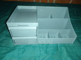 Casual Classic Plastic pp Storage Box (203234374)