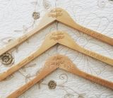 Bridesmaid Gifts - Personalized Wooden Hanger (256184510)