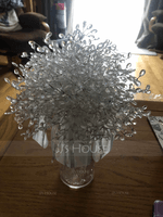 Beautiful Butterfly Free-Form Crystal Bridal Bouquets (Sold in a single piece) - Bridal Bouquets (123131822)