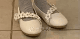Girl's Round Toe Closed Toe Microfiber Leather Flat Heel Flats Flower Girl Shoes With Flower (207170398)