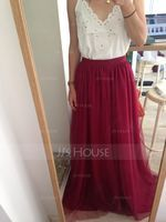 Tulle Prom Dresses (272194668)