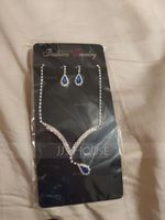 Gorgeous Alloy/Rhinestones Ladies' Jewelry Sets (011094006)