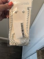 Nice Imitation Pearls Ladies' Jewelry Sets (011129641)