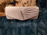 Attractive Satin Clutches (012114002)