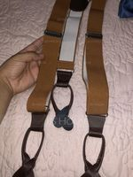 Formal Y-Back Button-On Adjustable Suspenders (200216064)