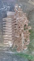 Glamourous Alloy/Metal Combs & Barrettes (Sold in single piece) (042093397)