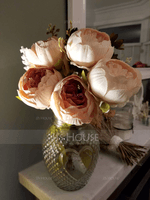 Elegant Free-Form Silk Flower Decorations/Wedding Table Flowers - (123192849)