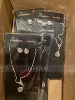Elegant Rhinestones/Zircon With Rhinestone Ladies' Jewelry Sets (011167253)