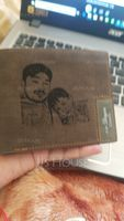 Groomsmen Gifts - Personalized Mens Custom Engraved Photo Engraved Leather Wallet (258235255)