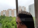 Ladies Beautiful Crystal/Rhinestone/Alloy Tiaras With Crystal (042129261)