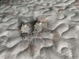 Exquisite Alloy/Zircon With Cubic Zirconia Earrings (011146578)