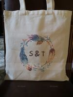 Bridesmaid Gifts - Personalized Fascinating Canvas Bag (256199374)