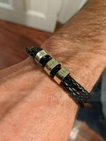Personalized Modern Father's Day Gifts Copper Bracelets (200219016)