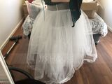 Women Polyester 8 Tiers Petticoats (037120402)