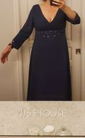 Chiffon Mother of the Bride Dress (267213569)