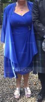 Chiffon Mother of the Bride Dress (267183855)