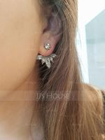 Ladies' Lovely Alloy Earrings For Bridesmaid/For Friends (011076443)
