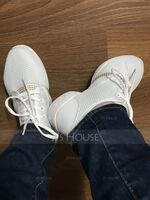 Women's Fabric Sneakers Modern Jazz Sneakers Dance Shoes (053182605)