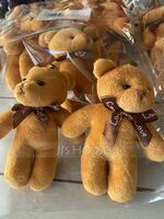 Classic Cute Bear Plush Creative Gifts (Set of 12) (051201979)