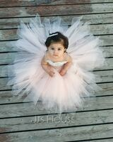 A-Line Knee-length Flower Girl Dress - Satin/Tulle/Lace Sleeveless Scoop Neck With Beading (Undetachable sash) (010131727)