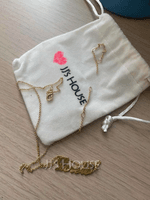 Custom 18k Gold Plated Carrie Name Necklace - Birthday Gifts (288211300)