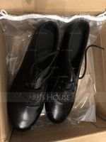 Unisex Leatherette Tap Dance Shoes (053134427)