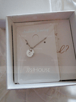 Bridesmaid Gifts - Personalized Eye-catching Alloy Initial Jewelry Necklace (256211940)