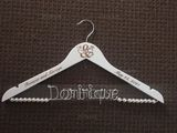 Bride Gifts - Personalized Special Delicate Wooden Hanger (255215598)