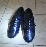Men's Real Leather Heels Latin Dance Shoes (053167909)