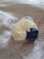 Satin Wrist Corsage (Sold in a single piece) - (123182760)