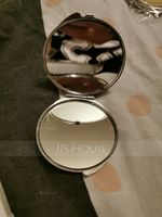 Bridesmaid Gifts - Personalized Classic Special Eye-catching Stainless Steel Compact Mirror (256200565)