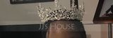 Ladies Beautiful Rhinestone/Alloy Tiaras With Rhinestone/Venetian Pearl (042129260)
