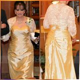 Sweetheart Floor-Length Taffeta Mother of the Bride Dress With Ruffle Beading Appliques Lace Sequins (267196297)