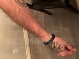 Personalized Modern Father's Day Gifts Copper Bracelets (200219015)