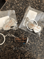 Bridesmaid Gifts - Personalized Alloy Keychain (256171228)