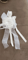 Satin Wrist Corsage (Sold in a single piece) - (123182740)