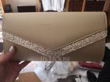 Elegant/Refined/Pretty PU With Glitter Clutches/Evening Bags (012228647)