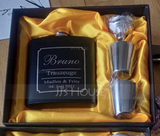 Personalized Stainless Steel Flask (Sold in a single piece) (118140916)
