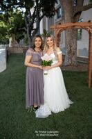 A-Line Scoop Neck Asymmetrical Chiffon Lace Mother of the Bride Dress With Beading Sequins (008197133)