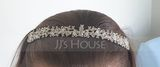 Ladies Beautiful Rhinestone/Alloy Tiaras With Rhinestone (042119236)