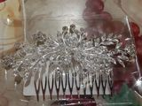 Ladies Exquisite Rhinestone/Alloy Combs & Barrettes (042123826)