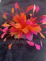 Ladies' Special Feather With Feather Fascinators/Kentucky Derby Hats (196154298)