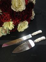 Personalized Elegant Stainless Steel/Resin Serving Sets (118031744)